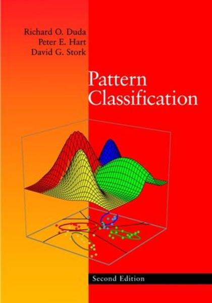 Pattern Classification - Coverbild