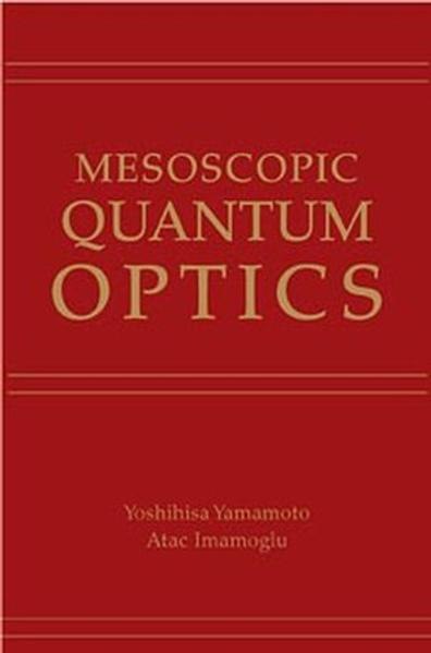 Mesoscopic Quantum Optics - Coverbild