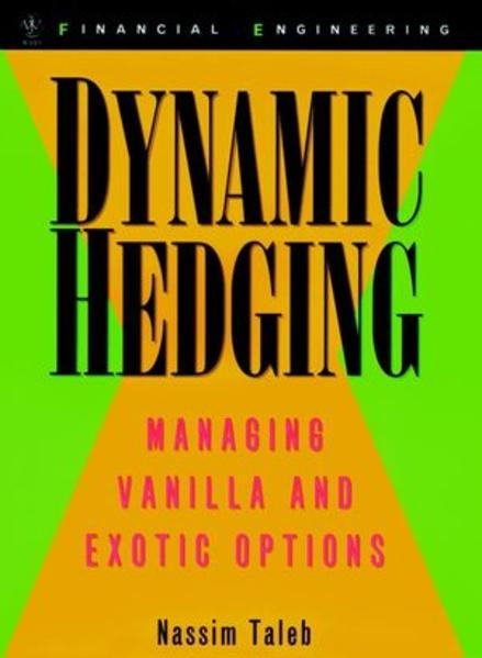 Dynamic Hedging - Coverbild