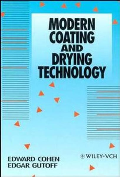 Modern Coating and Drying Technology - Coverbild