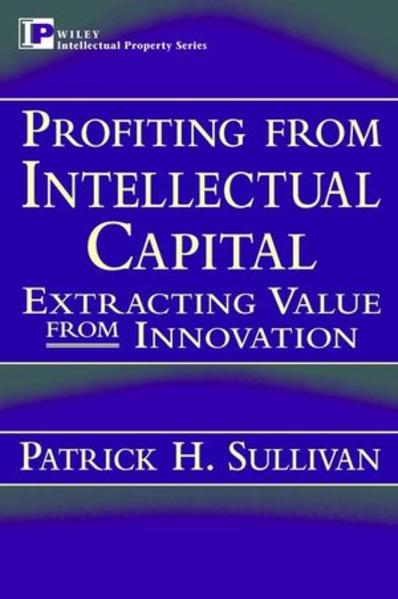 Profiting from Intellectual Capital - Coverbild