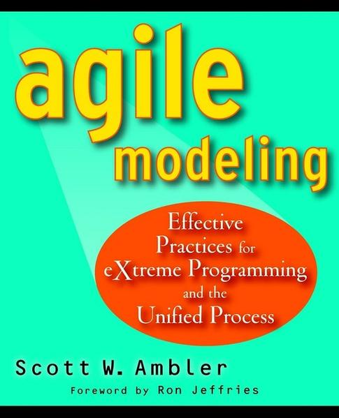 Agile Modeling - Coverbild