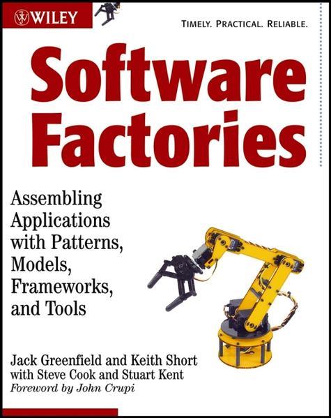 Software Factories - Coverbild