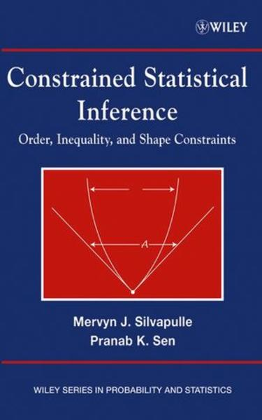 Constrained Statistical Inference - Coverbild