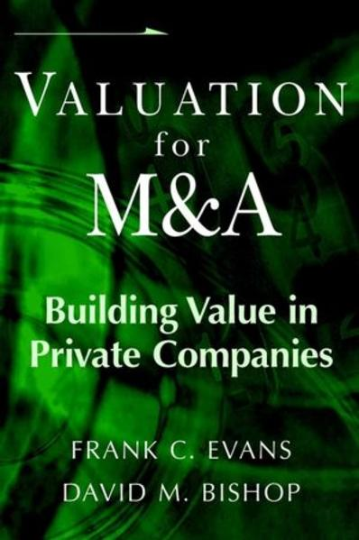 Valuation for M&A - Coverbild