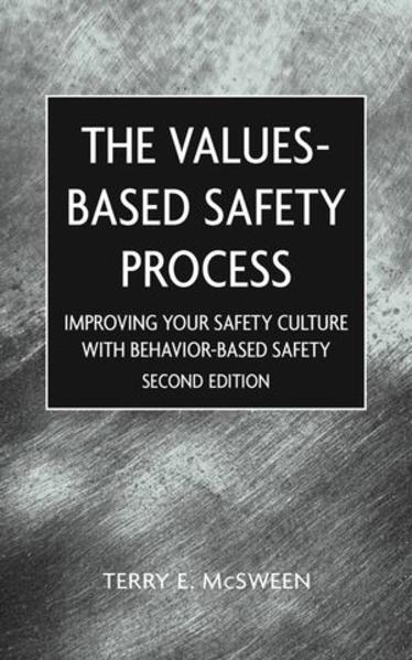 Values-Based Safety Process - Coverbild