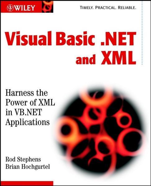 Visual Basic .NET and XML - Coverbild