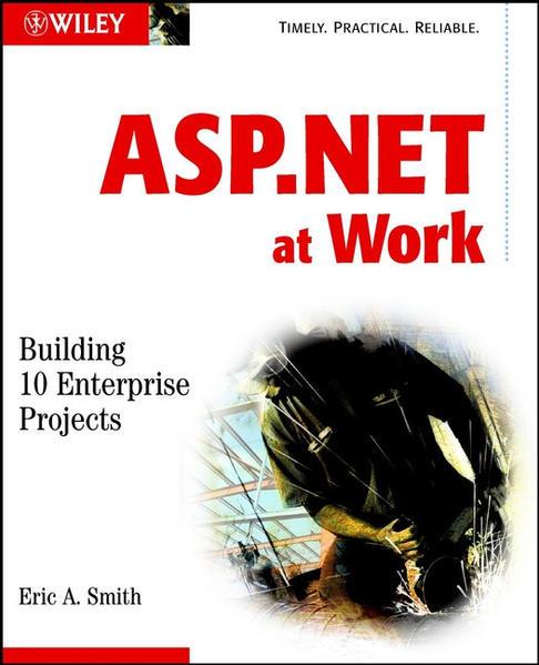 ASP.NET at Work - Coverbild
