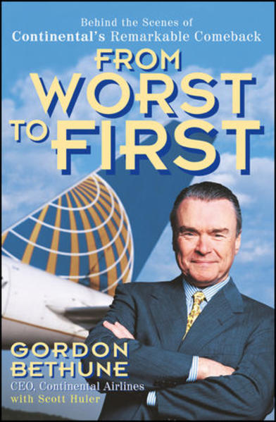 From Worst to First - Coverbild