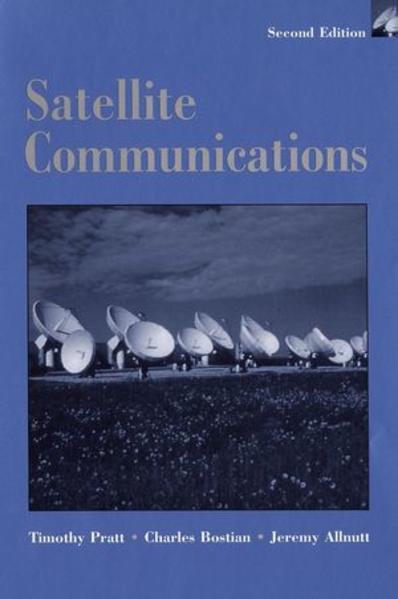 Satellite Communications - Coverbild