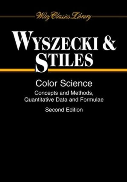 Color Science - Coverbild