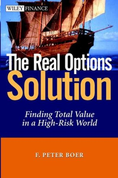 The Real Options Solution - Coverbild