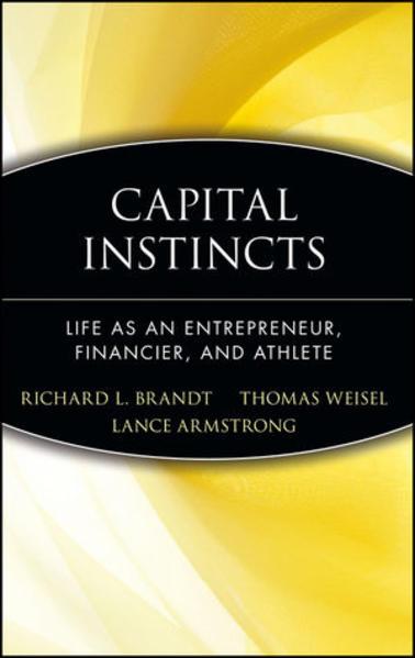 Capital Instincts - Coverbild