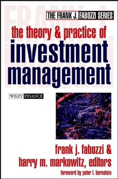 The Theory and Practice of Investment Management - Coverbild