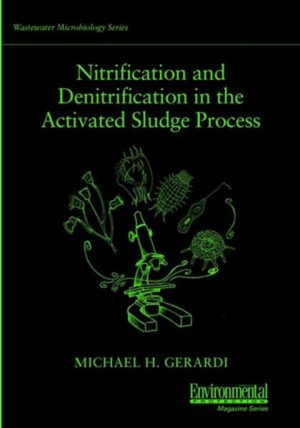 Nitrification and Denitrification in the Activated Sludge Process - Coverbild