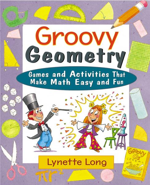 Groovy Geometry - Coverbild