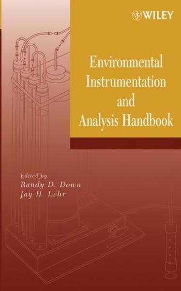 Environmental Instrumentation and Analysis Handbook - Coverbild