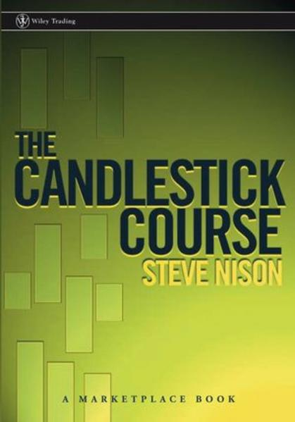 The Candlestick Course - Coverbild