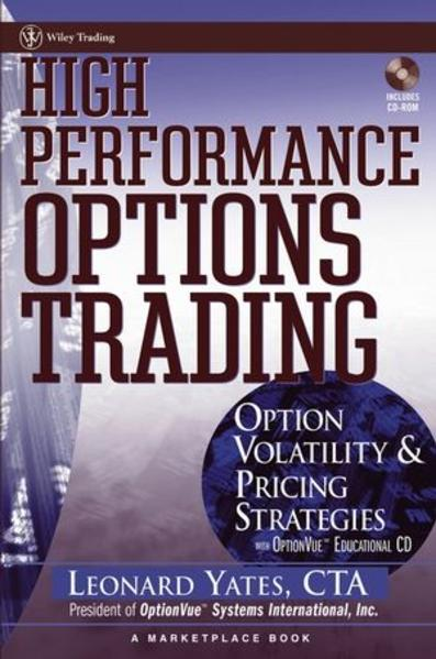 High Performance Options Trading - Coverbild