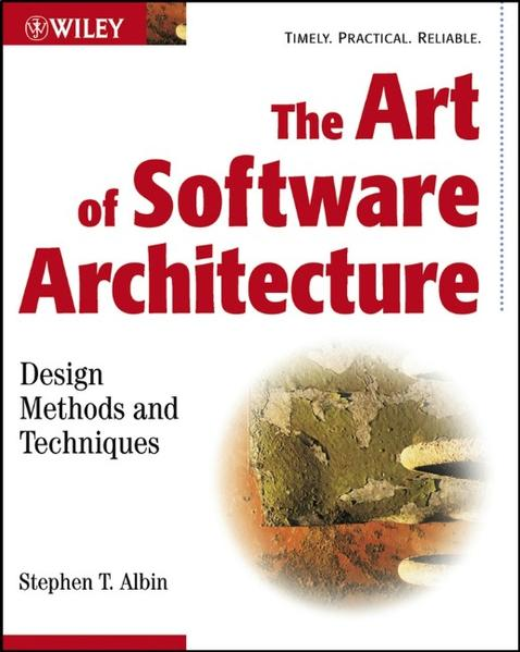 The Art of Software Architecture - Coverbild
