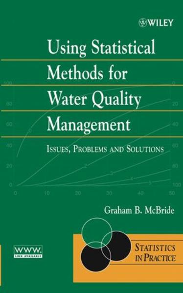 Using Statistical Methods for Water Quality Management - Coverbild