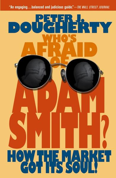 Who's Afraid of Adam Smith? - Coverbild