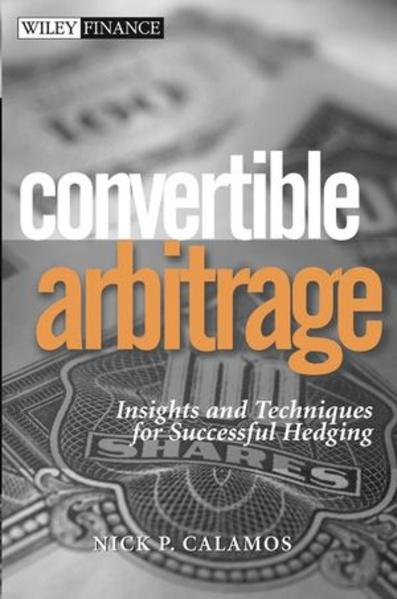 Convertible Arbitrage - Coverbild
