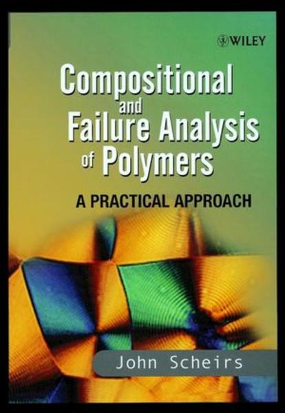 Compositional and Failure Analysis of Polymers - Coverbild