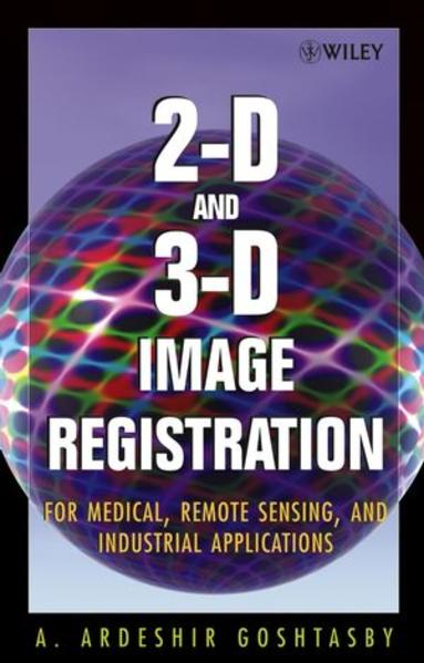 2-D and 3-D Image Registration - Coverbild