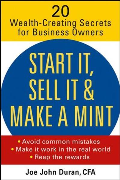 Start It, Sell It & Make a Mint - Coverbild