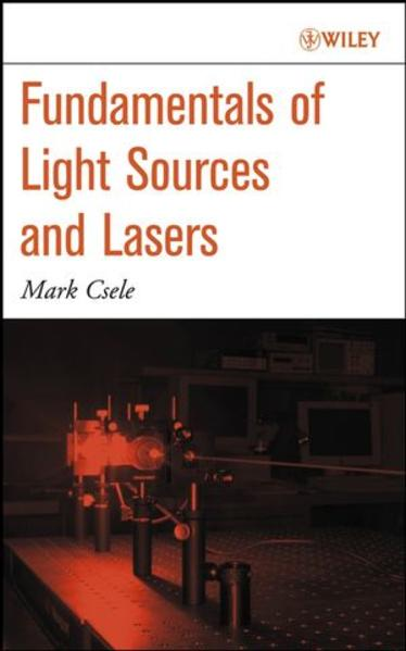 Fundamentals of Light Sources and Lasers - Coverbild