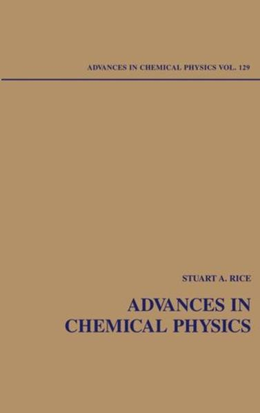 Advances in Chemical Physics, Volume 129 - Coverbild