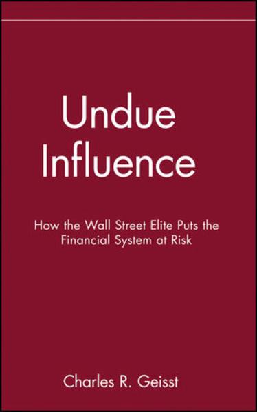 Undue Influence - Coverbild