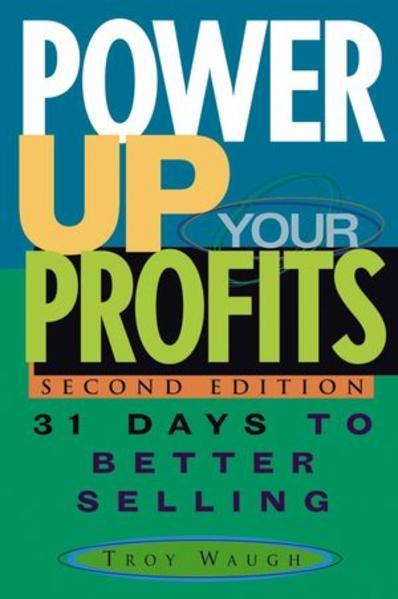 Power Up Your Profits - Coverbild