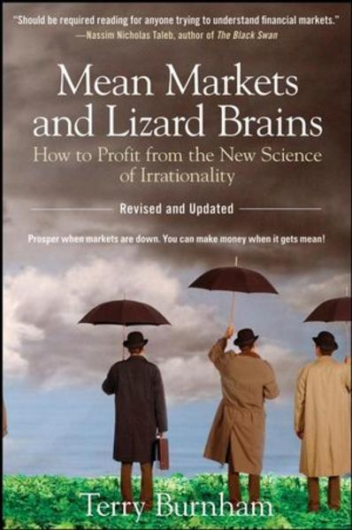 Mean Markets and Lizard Brains - Coverbild