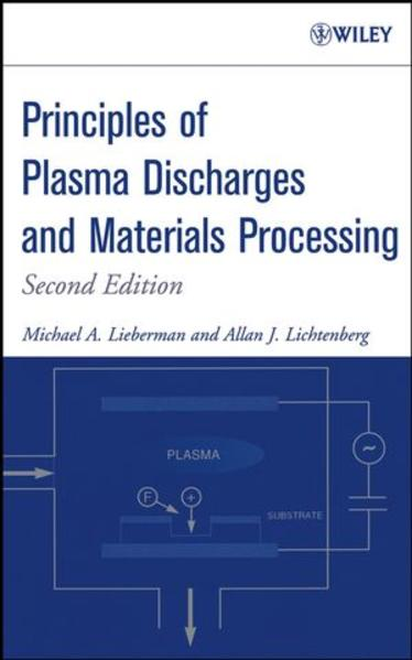 Principles of Plasma Discharges and Materials Processing - Coverbild