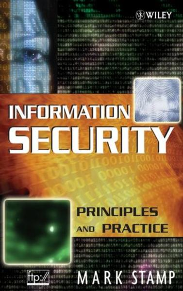Information Security - Coverbild