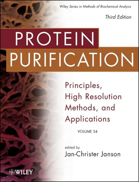Protein Purification - Coverbild