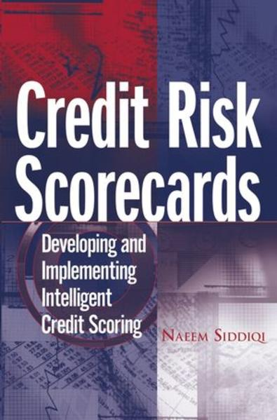Credit Risk Scorecards - Coverbild