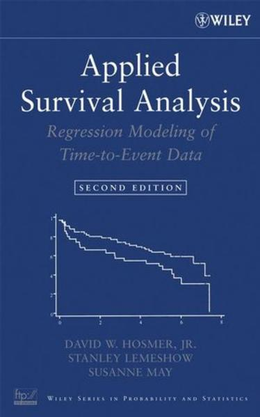 Applied Survival Analysis - Coverbild