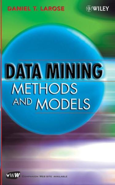 Data Mining Methods and Models - Coverbild