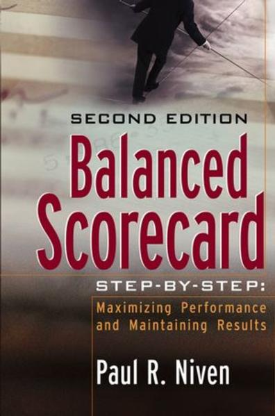 Balanced Scorecard Step-by-Step - Coverbild