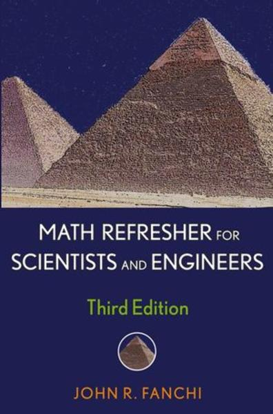 Math Refresher for Scientists and Engineers - Coverbild
