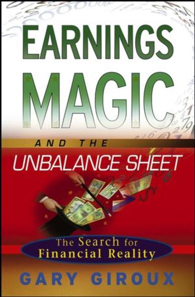 Earnings Magic and the Unbalance Sheet - Coverbild