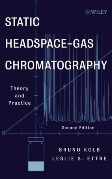 Static Headspace-Gas Chromatography - Coverbild