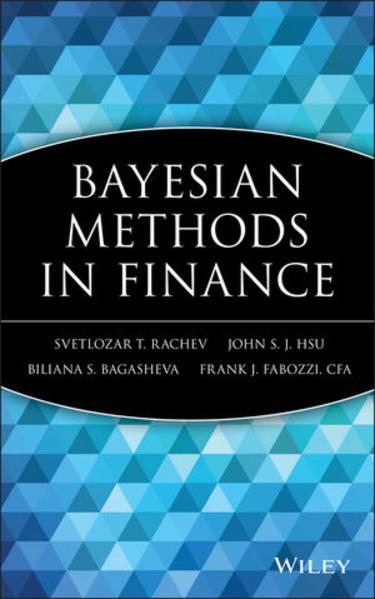 Bayesian Methods in Finance - Coverbild