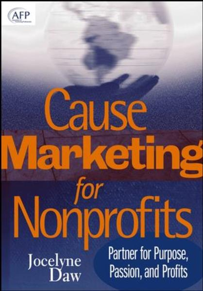 Cause Marketing for Nonprofits - Coverbild