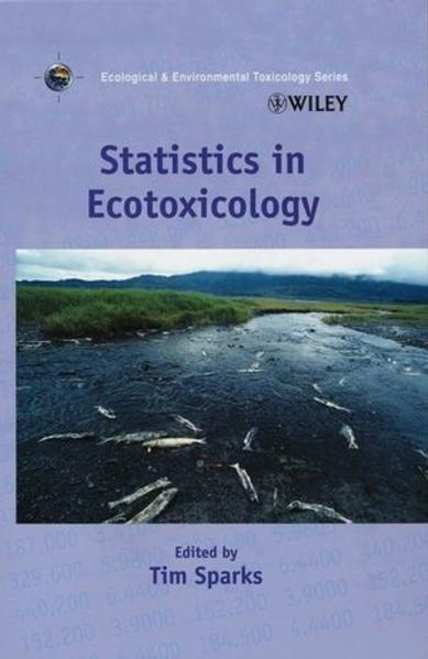 Statistics in Ecotoxicology - Coverbild