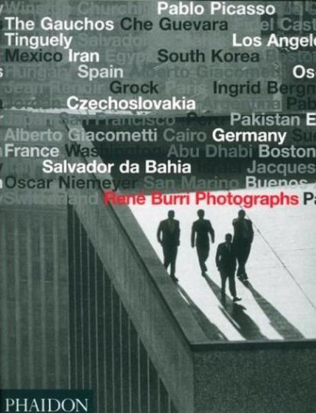 René Burri: Photographs - Coverbild