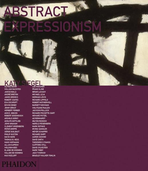 Abstract Expressionism - Coverbild
